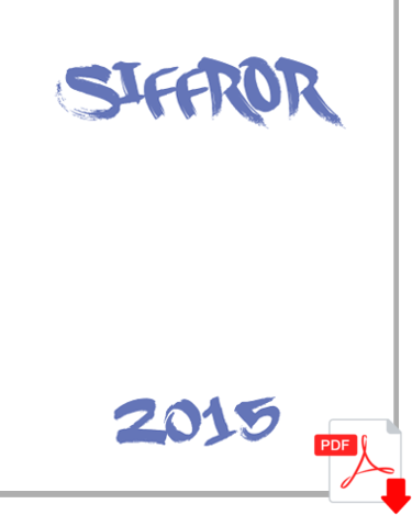 Siffror - Solhjulets formella årsredovisning för 2015